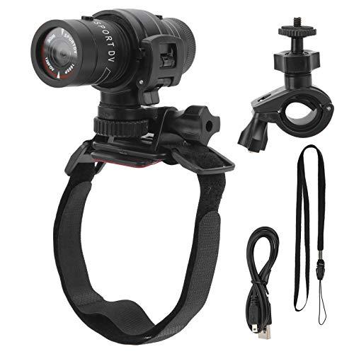 banapo Grabadora de Video, Grabadora de conducción DVR Full HD 1080P, Accesorio de conducción de Motocicleta para Motocicleta Grabadora al Aire Libre