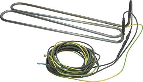 Heizkörper 500 W 230 V Länge 425 mm - Breite 135 mm Heizelement Heizspirale