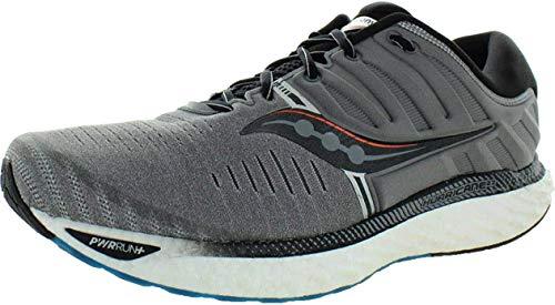 Saucony Hurricane 22 Schuhe Herren Grey/Black Schuhgröße US 10   EU 44 2020 Laufsport Schuhe