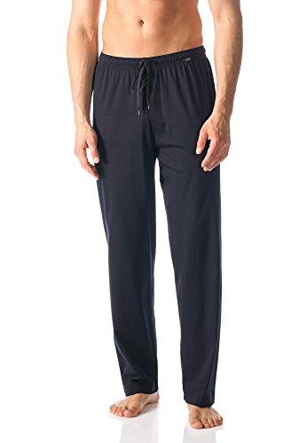 Mey Sale Basic Lounge Herren Homewear Hosen Blau 50