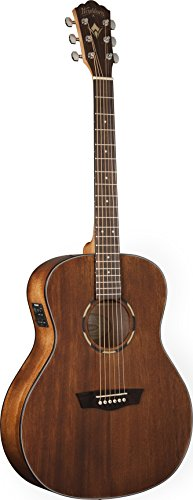 Washburn Woodbine 10 Series WL1012SE Acoustic-Electric Orchestra Guitar Natural