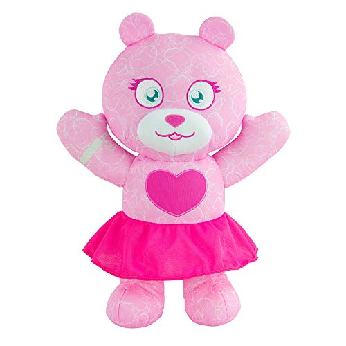 The Original Doodle Bear 14ʺ Plush Toy with 3 Washable Marker