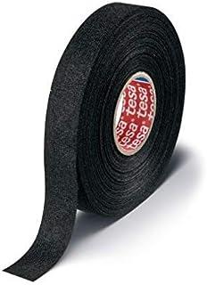 comprar comparacion tesa 51608-00009-00 - Cinta Aislante de algodón (15 mm x 25 m), Color Negro