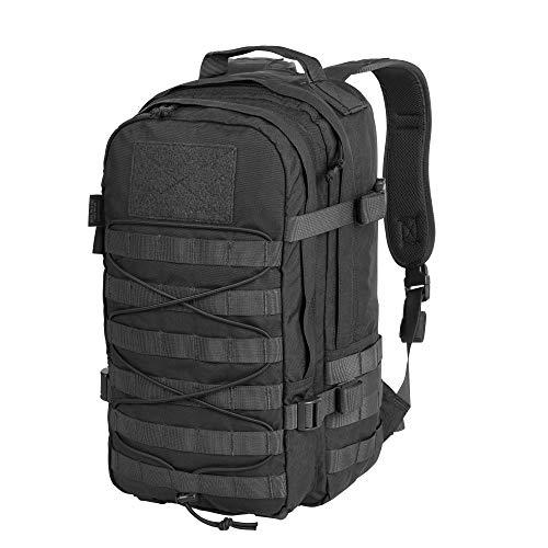 Raccoon Mk2 (20l) Backpack - Cordura® Rucksack (Schwarz)