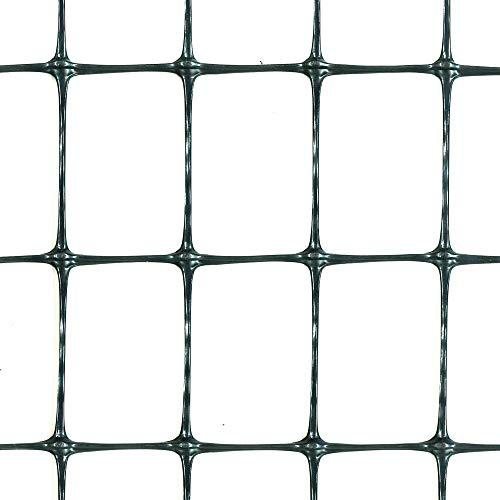 Millennium 1,50x10 m Grigio Antracite, Rete da Recinzione in Plastica