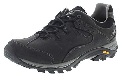 Meindl Herren Hiking Schuhe 3877-01 Caracas Schwarz 46 EU