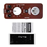 Jarchii DC 9V/128mA Guitar Effect Pedal, polyphonic octave effects Electric Guitar Effector, for Musical instrument professionals