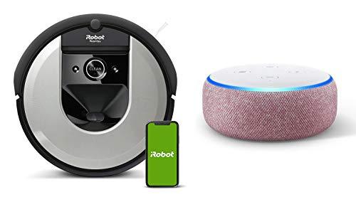 iRobot Roomba i7156 - Robot Aspirador, WiFi, Aspiración de