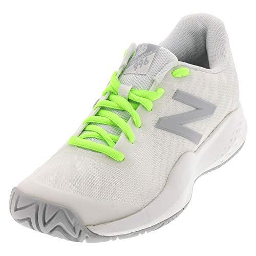 New Balance 996 V3 Zapatillas de Tenis para niños, Color Blanco Tamaño:...