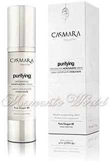 CASMARA Purifying Oxygenating 01 Moisturizing Cream 50 ml Pure Oxygen Salon Skin Care