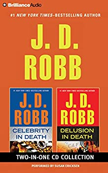 Audio CD J. D. Robb - Celebrity in Death and Delusion in Death 2-In-1 Collection: Celebrity in Death, Delusion in Death Book