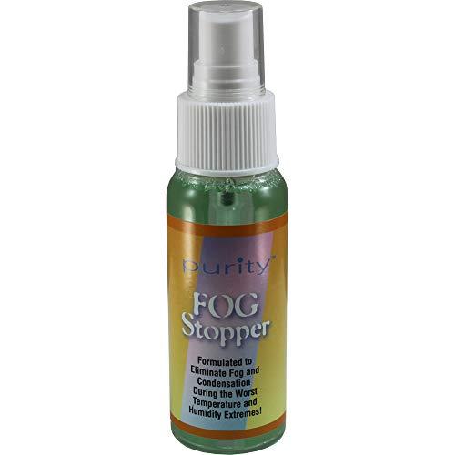 One 2-Ounce Bottle of Birdz Eyewear Anti Fog Spray + Defogger Safe on All Lenses
