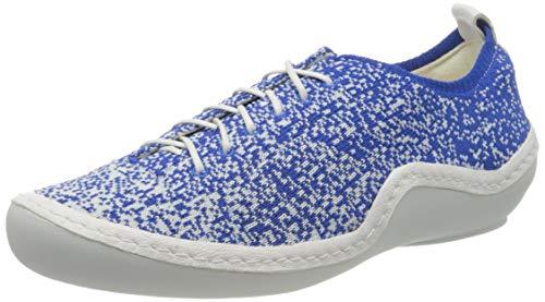 Think! 686067_KAPSL, Zapatillas Mujer, Color Azul Combinado 91, 41.5 EU