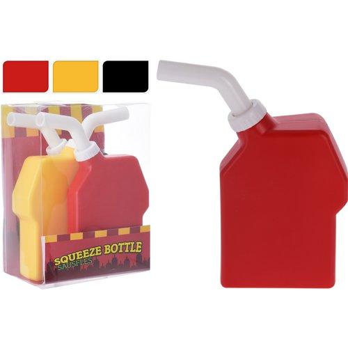 3 Barbecue condiments Distributeur Sauce Pompe Essence accessoires table
