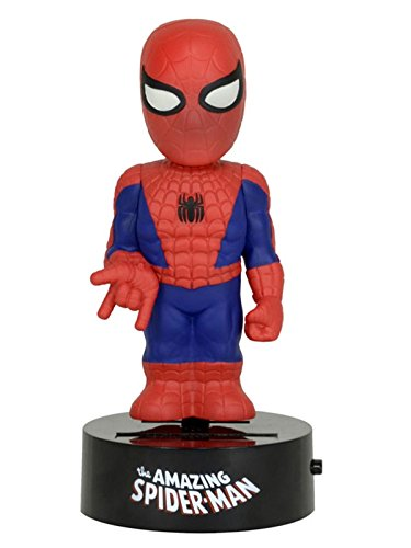 NECA Marvel Comics Figura Movible Body Knocker Spider-Man 15 cm