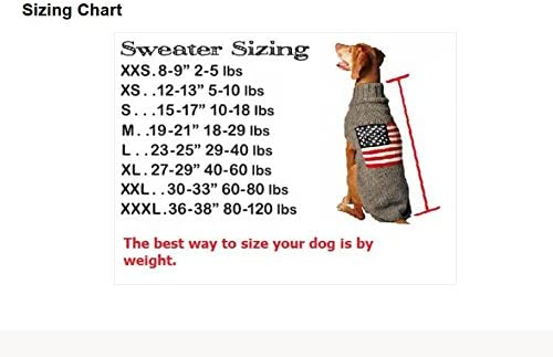 large dogs sweater Body Girth 18.9 Body length 15.4 warm dog winter sweater jumper Base of neck 15