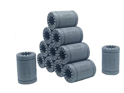 Igus ® Gleitlager 10mm - DryLin ® R - RJ4JP 01-010 (12 Stück)