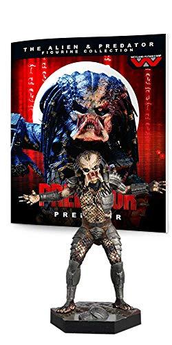 Eaglemoss AUG168860 Alien & Predator Figur Collection #5 Raubfisch Resin Figur