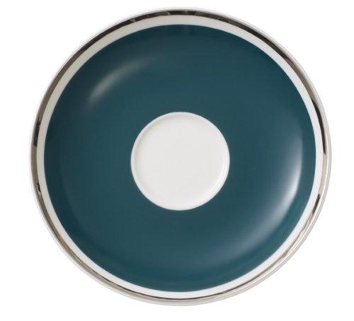 Villeroy & Boch V&B Anmut My Colour Emer. Green Kaffee-Untertasse 15cm (1045281310) NEU