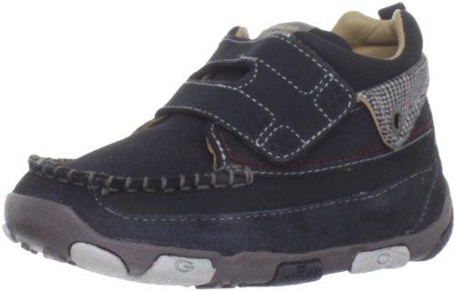 Geox - Zapatos Primeros Pasos de Piel Vuelta para niña