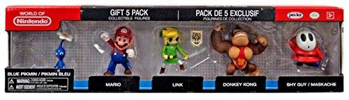 Jakks Pacific Nintendo World of Nintendo - 5er Figuren Gift Pack