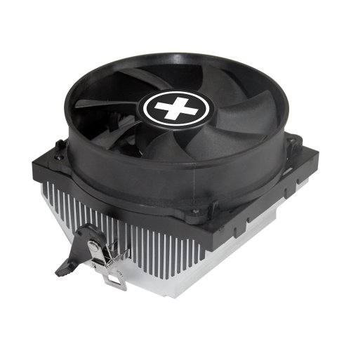 Xilence Frozen Fighter AM2 - Ventilador de CPU, Color Negro
