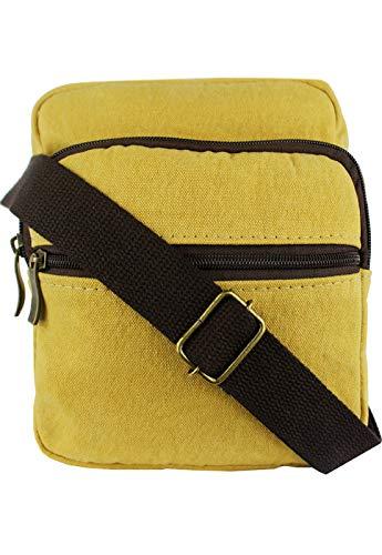 Shoulder Bag Lenna's A009 Amarela