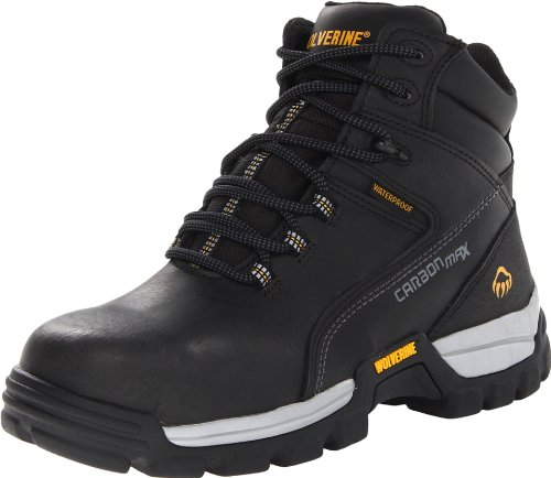WOLVERINE Men's Tarmac Waterproof Reflective Composite-Toe...
