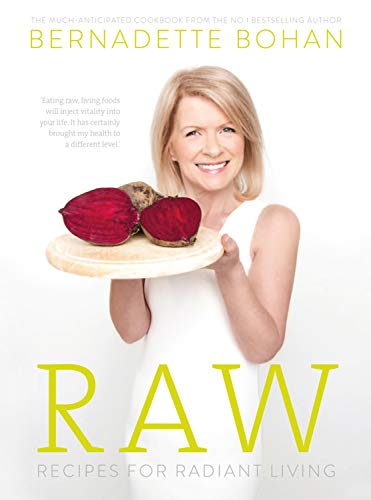 Check Out This RAW: Recipes for Radiant Living