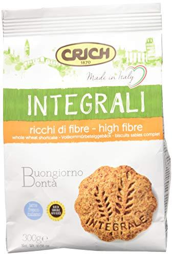 Crich Biscotti Integrali - 12 Confezioni da 300 gr