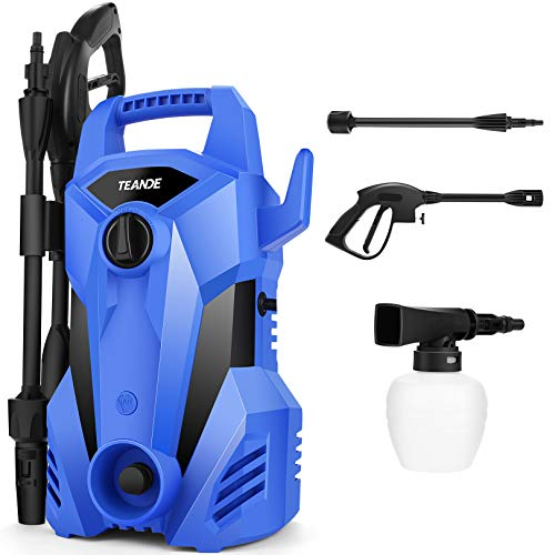 TEANDE 2300PSI Electric Pressure Washer Now $99.99