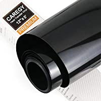 Caregy 12x5' Iron on Heat Transfer Vinyl Roll HTV