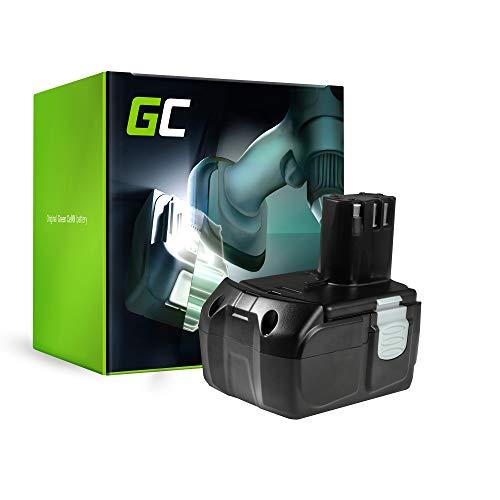 GC® (1.5Ah 14.4V Li-Ion celdas) Batería para Hitachi DS14DVF3 de Herramienta Eléctrica
