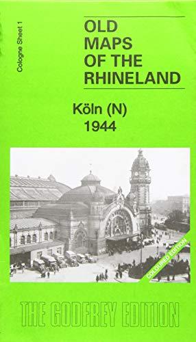 Köln Blatt 01 North/Nord: Köln North 1944