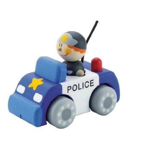 Sevi - 82326 - Modélisme - Voiture Police Parking