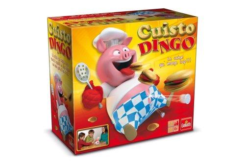 Goliath - Jeu de société - Cuisto Dingo