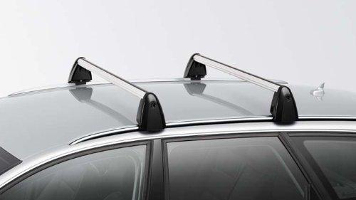 Audi 4F9071151666 Grundträger Dachgepäckträger Tragstäbe, für A6 (4F) Avant