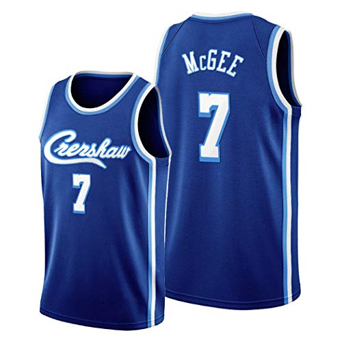Camisas Baloncesto # 7 Camisas sin Mangas Mcgee Deportes