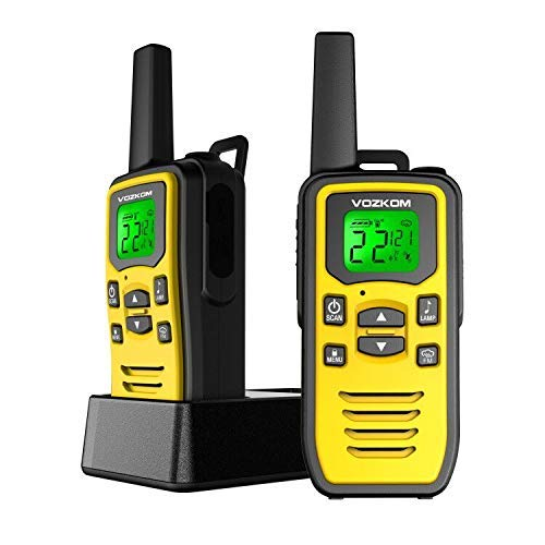 Professional Walkie Talkies Rechargeable Long Range for Adult, NOAA Emergency Handheld Two Way Radios Walky Talky, Survival Gear Kit Adventure Explore Activity