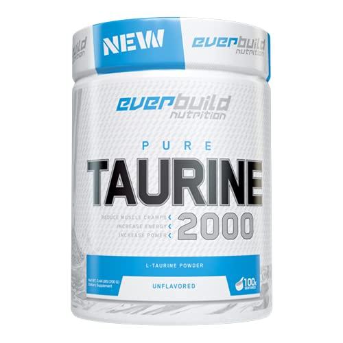 EB Everbuild Nutrition Pure Taurine 200g