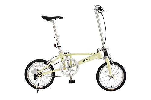Best Buy! PROBIKE 5Links Folding Bike 5LINKS2 161 White