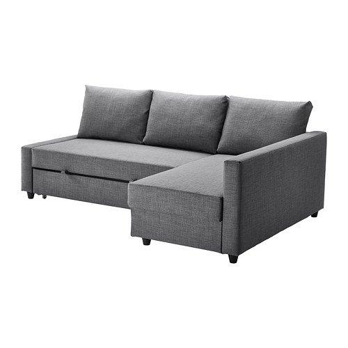 IKEA(イケア)『FRIHETEN コーナーソファベッド 収納付き(092.167.55)』