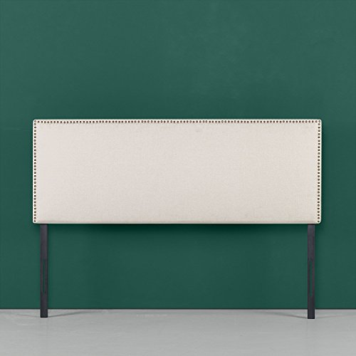 Our #2 Pick is the Zinus Jake Upholstered Headboard