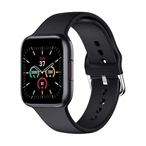 ZYY QY01 Smart Watch 1.54 Pulgadas IP67 Reloj De Los Hombres A Prueba De Agua 30 Días Standby Fitness Rastreador Corazón Smartwatch para Damas,C