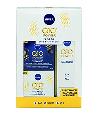 Nivea Q10 Power Regime Gift Pack 250 g