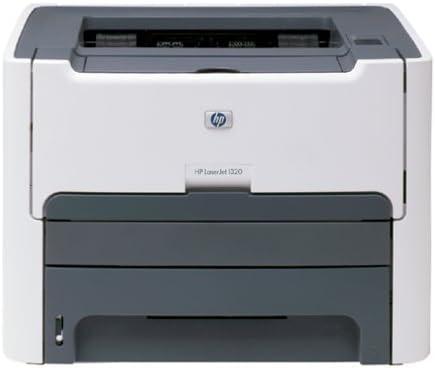 Remanufactured HP LaserJet 1320 Monochrome Laser Printer (Renewed)