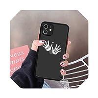 Aeong漫画For iPhone11 Pro XS MAX X SE 2020 X XR 7 68Plus用アンブレラアカデミー電話ケース耐衝撃マットカバーFundasバッグ-Style 4-For iPhone 6 6s