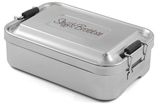 RIESS KELOMAT Lunchbox Edelstahl mit...