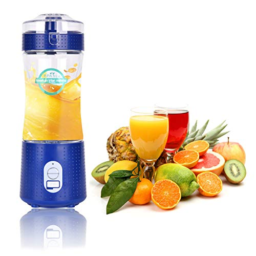 Personal Portable Juice Blender Fruit Juice Mixer Travel Mixer Mini Mixer Fruit Vegetable Juicer for Home Office Travel Outdoor with Health Care Mixer