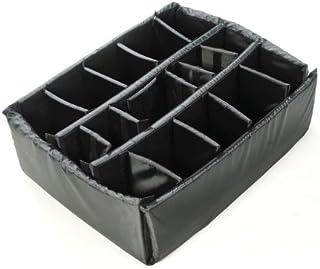 Peli 1515 - Separador y tapa de espuma para cajas Peli 1510, color negro
